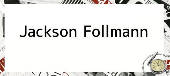 Jackson Follmann