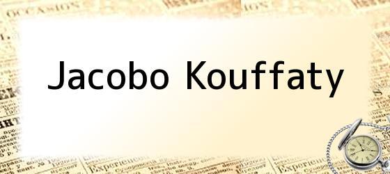 Jacobo Kouffaty