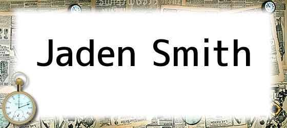 Jaden Smith