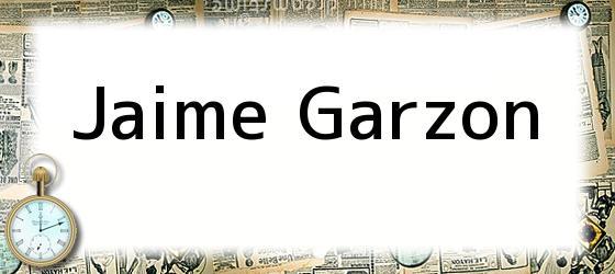 Jaime Garzon