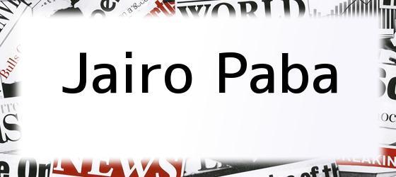 Jairo Paba