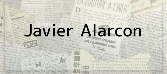Javier Alarcon