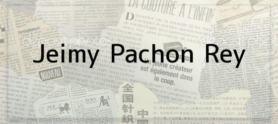 Jeimy Pachon Rey