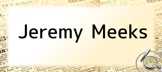 Jeremy Meeks