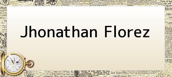 Jhonathan Florez
