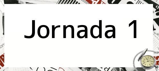 Jornada 1