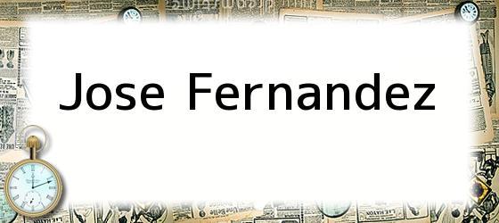 Jose Fernandez