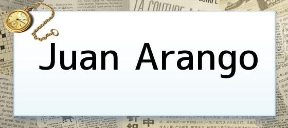 Juan Arango