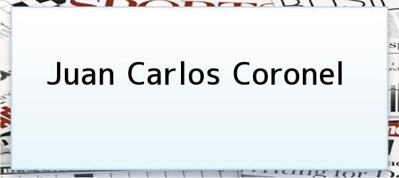 Juan Carlos Coronel