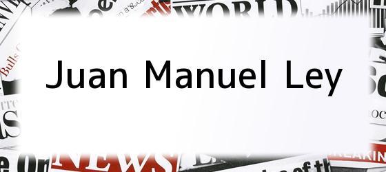 Juan Manuel Ley