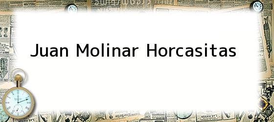 Juan Molinar Horcasitas