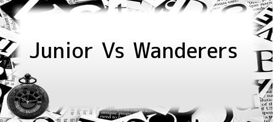 Junior Vs Wanderers
