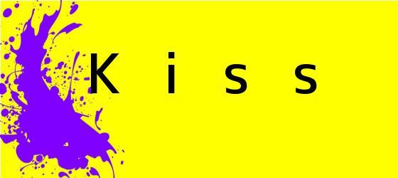 <i>Kiss</i>