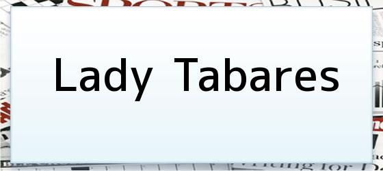 Lady Tabares