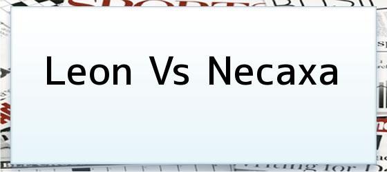 Leon Vs Necaxa