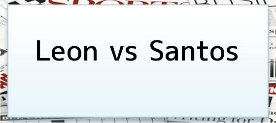 Leon Vs Santos