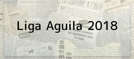 Liga Aguila 2018