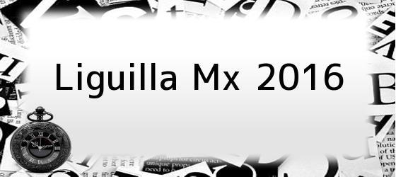 Liguilla Mx 2016