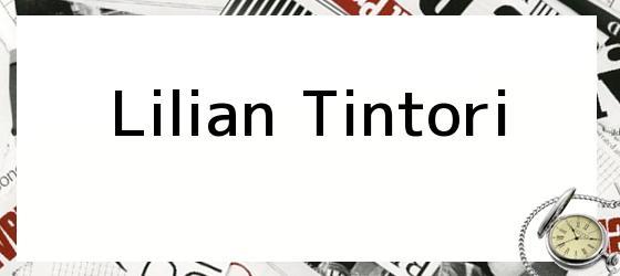 Lilian Tintori