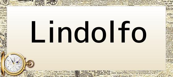 Lindolfo