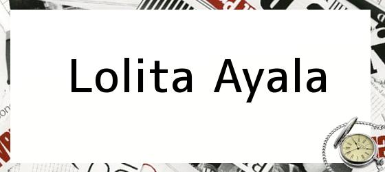 Lolita Ayala