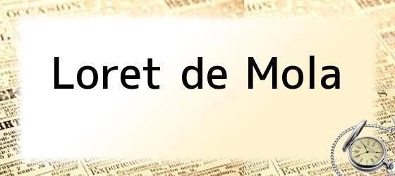 Loret de Mola