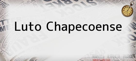 Luto Chapecoense