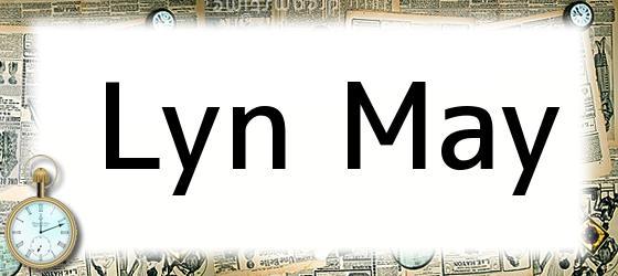 Lyn May