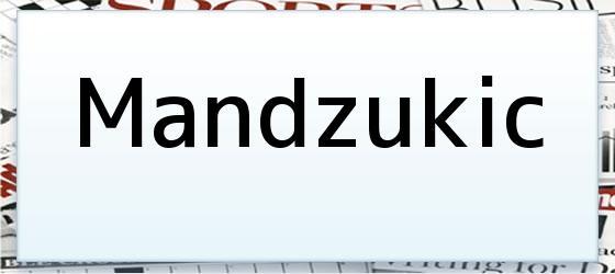 Mandzukic