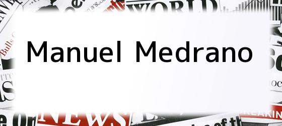 Manuel Medrano