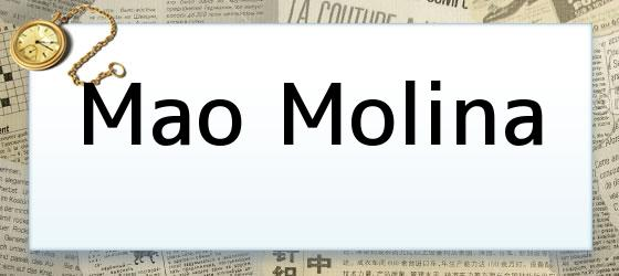 Mao Molina