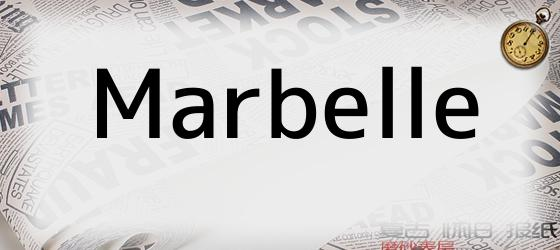 Marbelle
