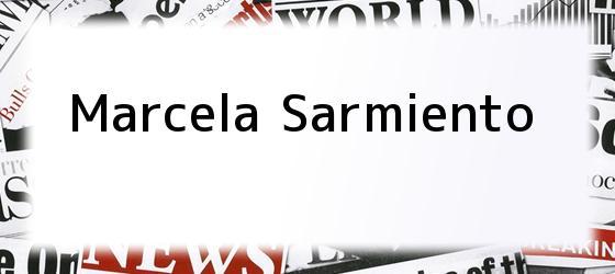 Marcela Sarmiento