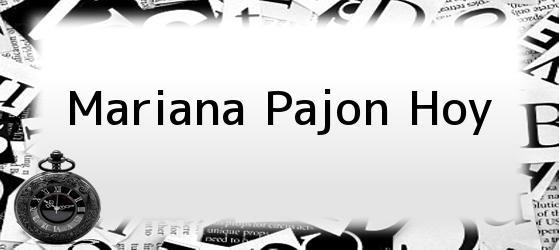 Mariana Pajon Hoy