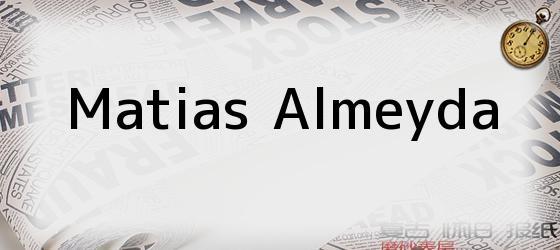 Matias Almeyda