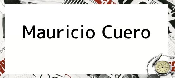 Mauricio Cuero