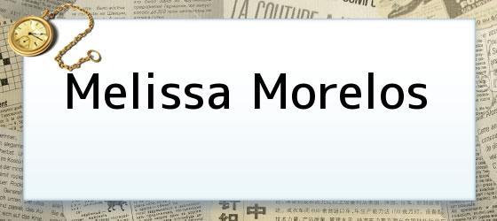 Melissa Morelos