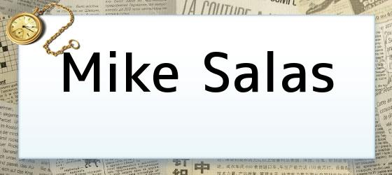 Mike Salas