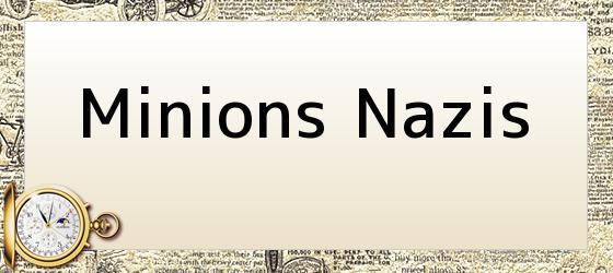 Minions Nazis
