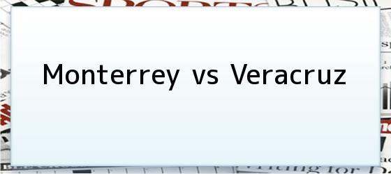Monterrey vs Veracruz