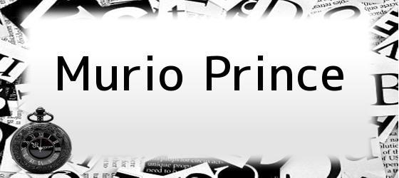 Murio Prince