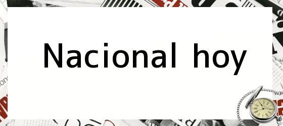 Nacional Hoy