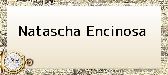 Natascha Encinosa