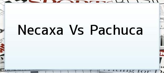 Necaxa vs Pachuca