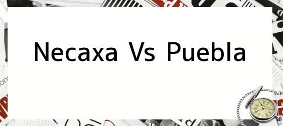Necaxa Vs Puebla