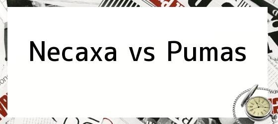 Necaxa vs Pumas