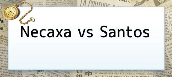 Necaxa vs Santos