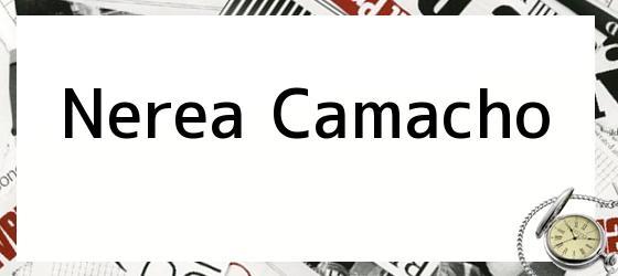 Nerea Camacho