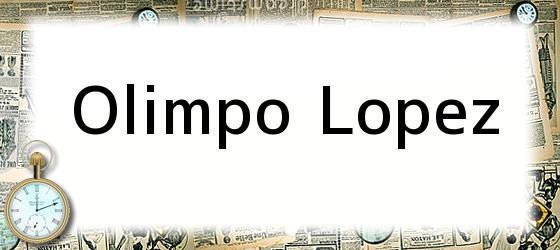 Olimpo Lopez