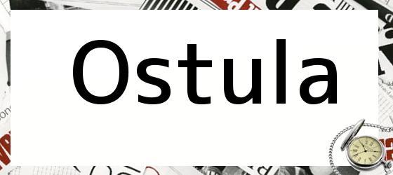 Ostula